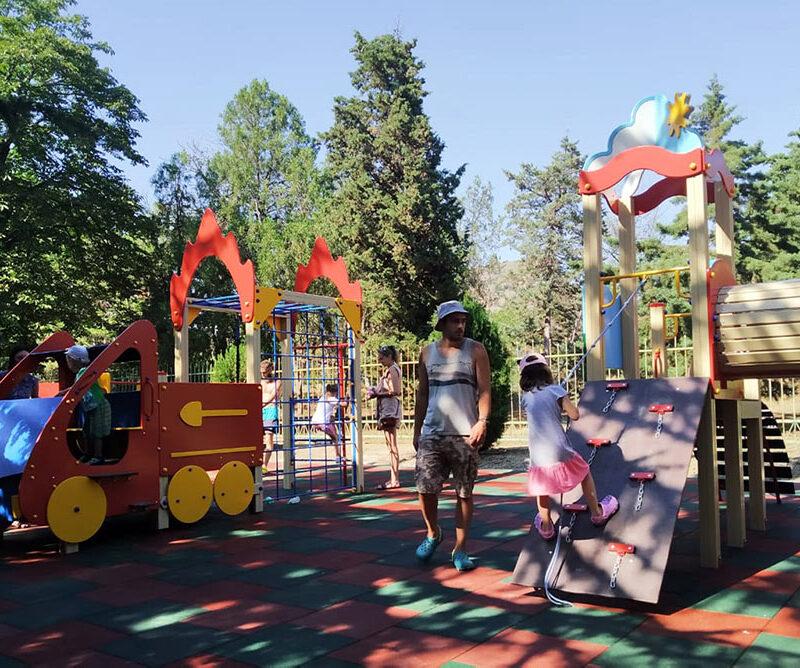 крымское приморье для детей