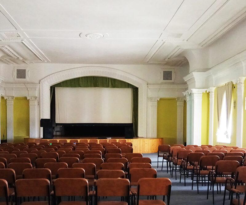 крымское приморье кинозал