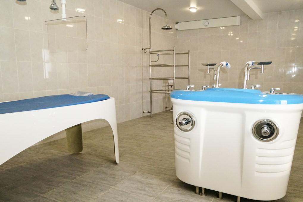 водолечебница крымское приморье